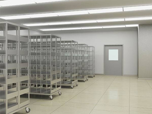 食品厂厂房装需要注意的事项有哪些?