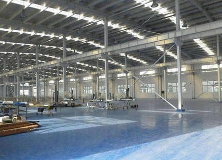 宿迁市宿城区厂房装修如何提高钢结构厂房安装精确度?