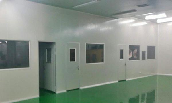 宿迁市泗洪县净化工程无尘车间装修规划之无尘车间万级和十万级的差异